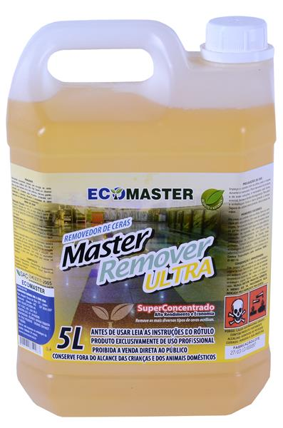 35.0004 - Ecomaster Remover Ultra 5Lts