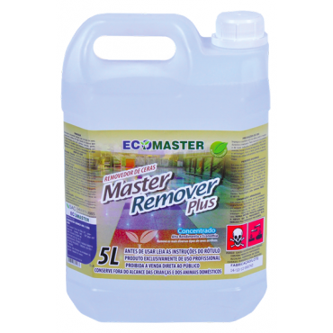 35.0002 - Ecomaster Remover Plus 5Lts