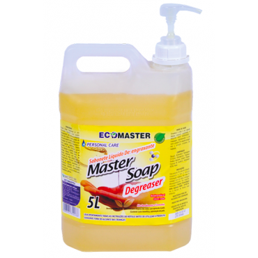37.0001 - Ecomaster Soap Degreaser 5Lts